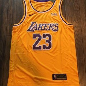 Anthony Davis Lakers Men's M